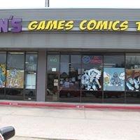 Nan's Games & Comics Too