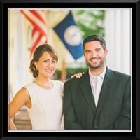 Stephen and Vanessa Kott of Ross Real Estate
