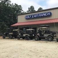 Golf Car Ranch Lake Fork