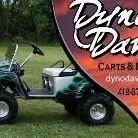 Dyno Dave Custom Golf Carts