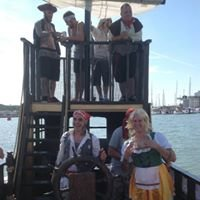 Isle of Wight pirate tours