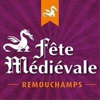 La Fête Médiévale de Sougné-Remouchamps 18 et 19 août 2018