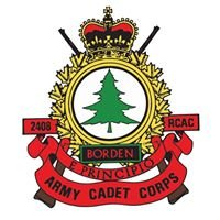2408 CFB Borden Army Cadets