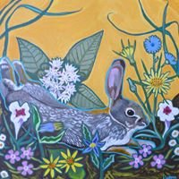 Happy Wren - Art by L. Wren Walraven