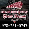 Indian Motorcycles North Boston