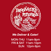 Brookside's Pizzeria: The Original NY Pizza Co.