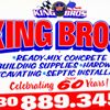 King Bros. Ready Mix Concrete