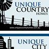 Unique Country Homes & Unique City Homes