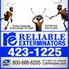 Reliable Exterminators
