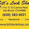 Bill's Lock Shop