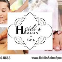 Heidis Salon & Spa