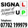 Signal Up School of Motoring 1