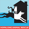 Hopalong and Second Chance Animal Rescue