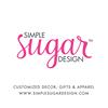 Simple Sugar Design