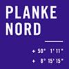 Planke Nord