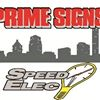 PrimeSigns SpeedElec
