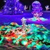 Christmas fairy tale (Over one million Christmas lights in one place)