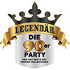 Legendär - DIE 90er PARTY