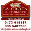 Ristorante La Crota - Roddi d'Alba. Cucina tipica piemontese