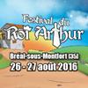 Festival du Roi Arthur | Page Officielle