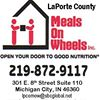 LaPorte Co Meals on Wheels