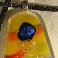 Desert Creek Fused Glass