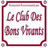 Le Club Des Bons Vivants