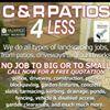 C & R Patios4less