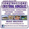 CONSTRUCCIONS CRISTOBAL GONZALEZ S.L.
