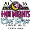 Hot Nights, Cool Tunes Downtown Brenham