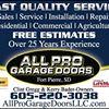 All Pro Garage Doors, LLC