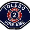 Lewis County Fire District #2 Toledo Washington
