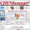 CHEManager - Branchenzeitung für die Chemie- und Pharmaindustrie