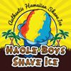 Haole Boys Shave Ice