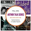 Boston Public Library Author Talk Series