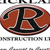 Ricklan Construction Ltd.