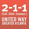 United Way 2-1-1 thumb