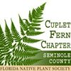 Cuplet Fern Chapter of the Florida Native Plant Society
