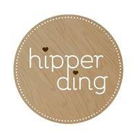Geboortekaartjes en doopsuiker Hipperding