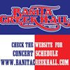 Banita Creek Hall - Nacogdoches, Texas