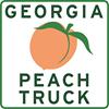 GEORGIA Peach Truck thumb