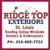 Ridge Top Exteriors St. Louis