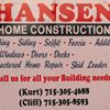 Hansen Home Construction