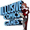 Illusive Comics & Games