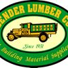 Bender Lumber Company, Paoli