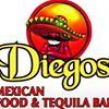 Diegos Mexican Food & Tequila Bar