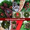 Jen's Wreaths - Fresh Balsam Fir Christmas Wreaths