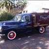 The Morris Coffee Van