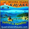 Quadra Island Kayaks