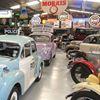 Morris Minor Garage